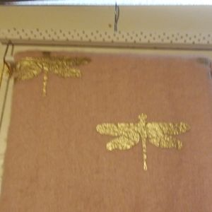 envoguekids Bedding - Envoguekids pink dragonfly throw